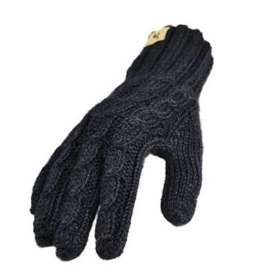 Alpaka Handschuhe Milena 100% Baby Alpaka handgestrickt für Größen S-XL One Size für Damen