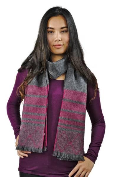 100% Baby Alpaka Schal Carmen One Size purer Luxus für Damen